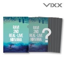 빅스 라비 (VIXX RAVI) - 2nd REAL-LIVE [NIRVANA] - 포스터세트 (POSTER SET)