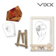 빅스 레오 (VIXX LEO) - 캔버스 [CANVAS] - 엽서세트 (POSTCARD SET)