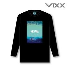 빅스 라비 (VIXX RAVI) - 2nd REAL-LIVE [NIRVANA] - 롱슬리브티셔츠 (LONG SLEEVE T-SHIRT)