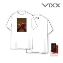 빅스 레오 (VIXX LEO) - 캔버스 [CANVAS] - 티셔츠 (T-SHIRT)
