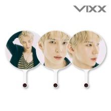 빅스 레오(VIXX LEO) - 2nd Concert [MUSE] - 부채 3종(Photo Fan_3 Types)