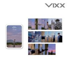 빅스 혁 (VIXX HYUK) - 2019 LIVE TODAY [겨울나비] - 틴케이스 스티커세트 (TIN-CASE STICKER SET)