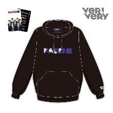 베리베리 (VERIVERY) - FACE it ep.01 [FACE ME] - 기모 후드티셔츠 (FLEECE HOODY)