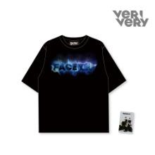 베리베리 (VERIVERY) - FACE it ep.02 [FACE YOU] - 반팔 티셔츠 (T-SHIRT)