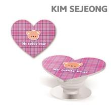 김세정 (KIM SEJEONG) - 2nd MINI ALBUM [I'm] - 스마트 홀더_Teddy bear ver. (Smart Holder_Teddy bear ver.)