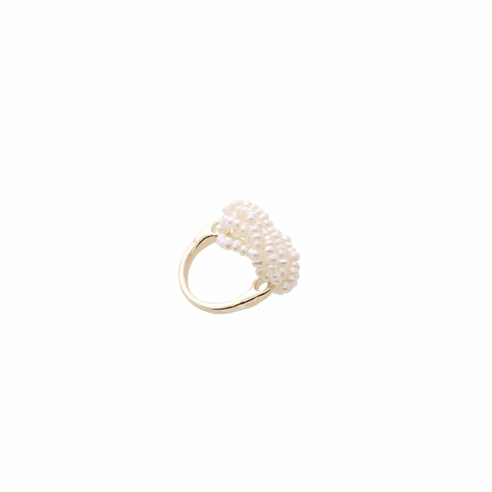 Natural Pearl Ring/내츄럴 펄 반지