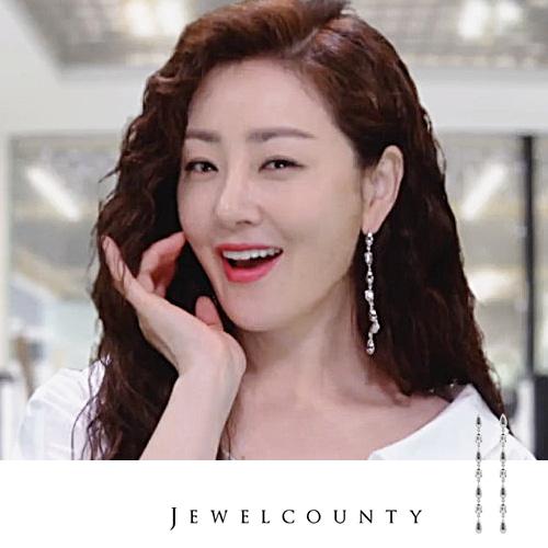 "MBC DRAMA ""CHIPIN"" Episode 4 Oh Na Ra Earrings"