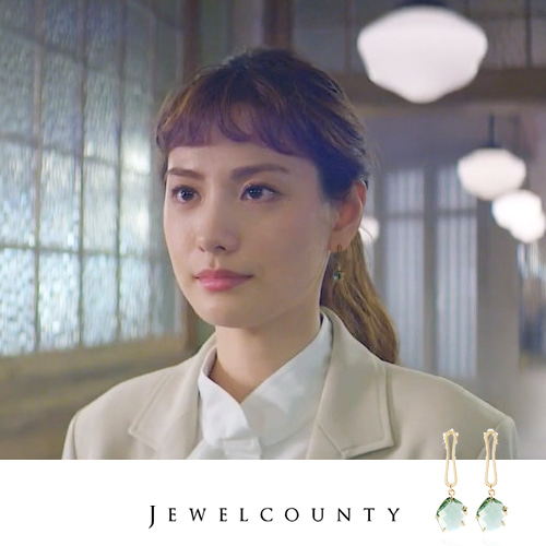 """KBS DRAMA """"In to the Ring"""" Episode 11 NaNa Earrings"""