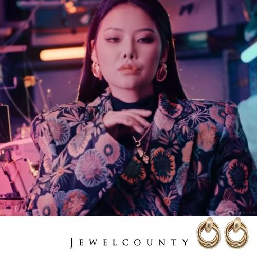 Lotte On Youtube Cheetah Earrings
