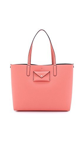 Marc by Marc Jacobs Womens Metropolitote Tote 48  Spring Peach Multi  One Size