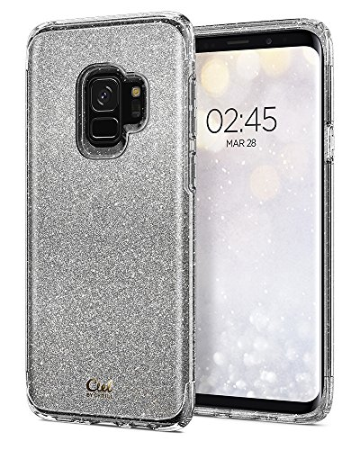 Ciel by CYRILL [Colette Collection] Galaxy S9 Case with Air Cushion Technology and Clear Hybrid Drop
