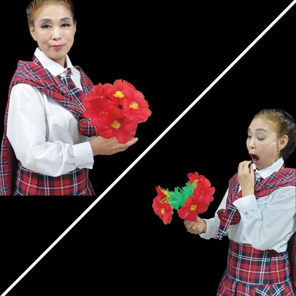 JL인사하는 깃털꽃(JL Bending Flower)JL인사하는 깃털꽃(JL Bending Flower)