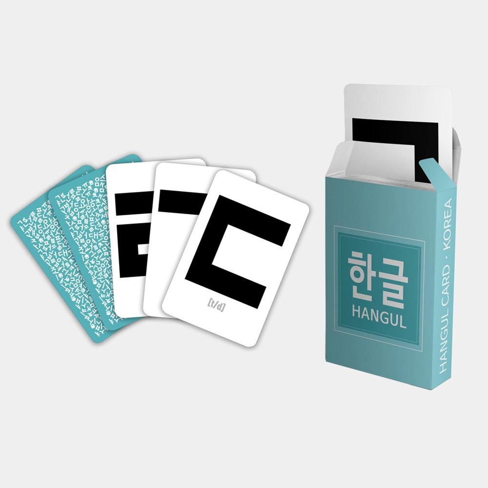 제이엘한글카드(JL Korean Card)제이엘한글카드(JL Korean Card)