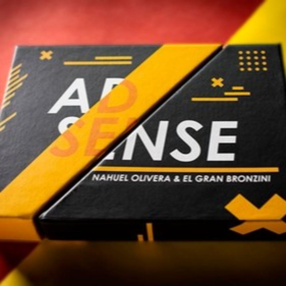 AdSense*** (Gimmick & Online Instruction) by El Gran Bronzini & Nahuel OliveraAdSense*** (Gimmick & Online Instruction) by El Gran Bronzini & Nahuel Olivera