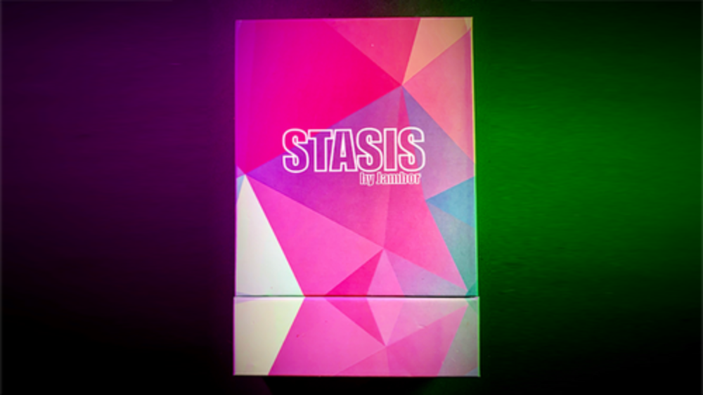 Stasis*** (Gimmicks and Online Instructions) by JamborStasis*** (Gimmicks and Online Instructions) by Jambor