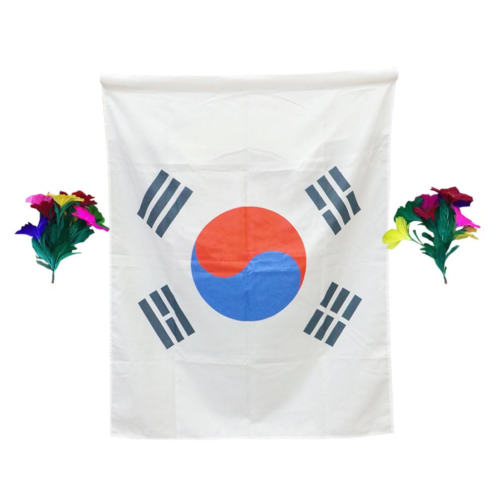 플라워포트투블랜도_태극기2(Flower Pot to Blendo _ The National Flag Of Korea)플라워포트투블랜도_태극기2(Flower Pot to Blendo _ The National Flag Of Korea)