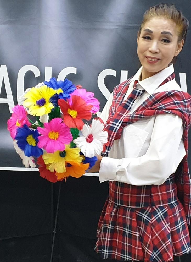 JL패더투부케(JL Feather into Bouquet)JL패더투부케(JL Feather into Bouquet)