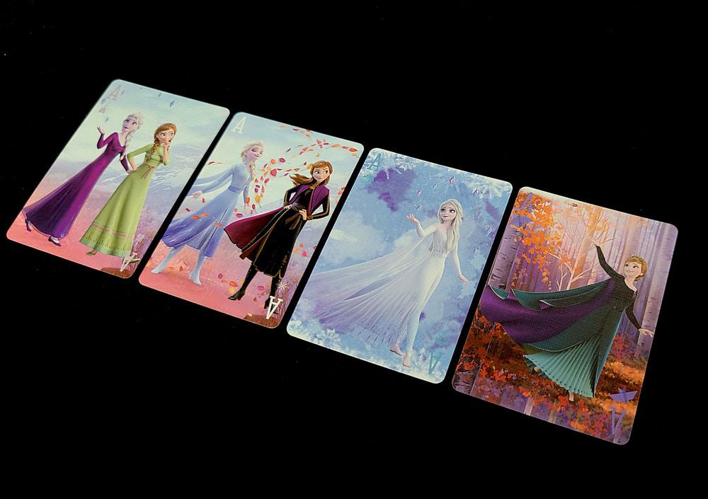 겨울왕국V2,아크릴피규어,겨울왕국틴케이스,렌티큘러,디즈니,픽사,프로즌,겨울왕국,엘사,안나,frozen,마술카드,카드마술,olaf