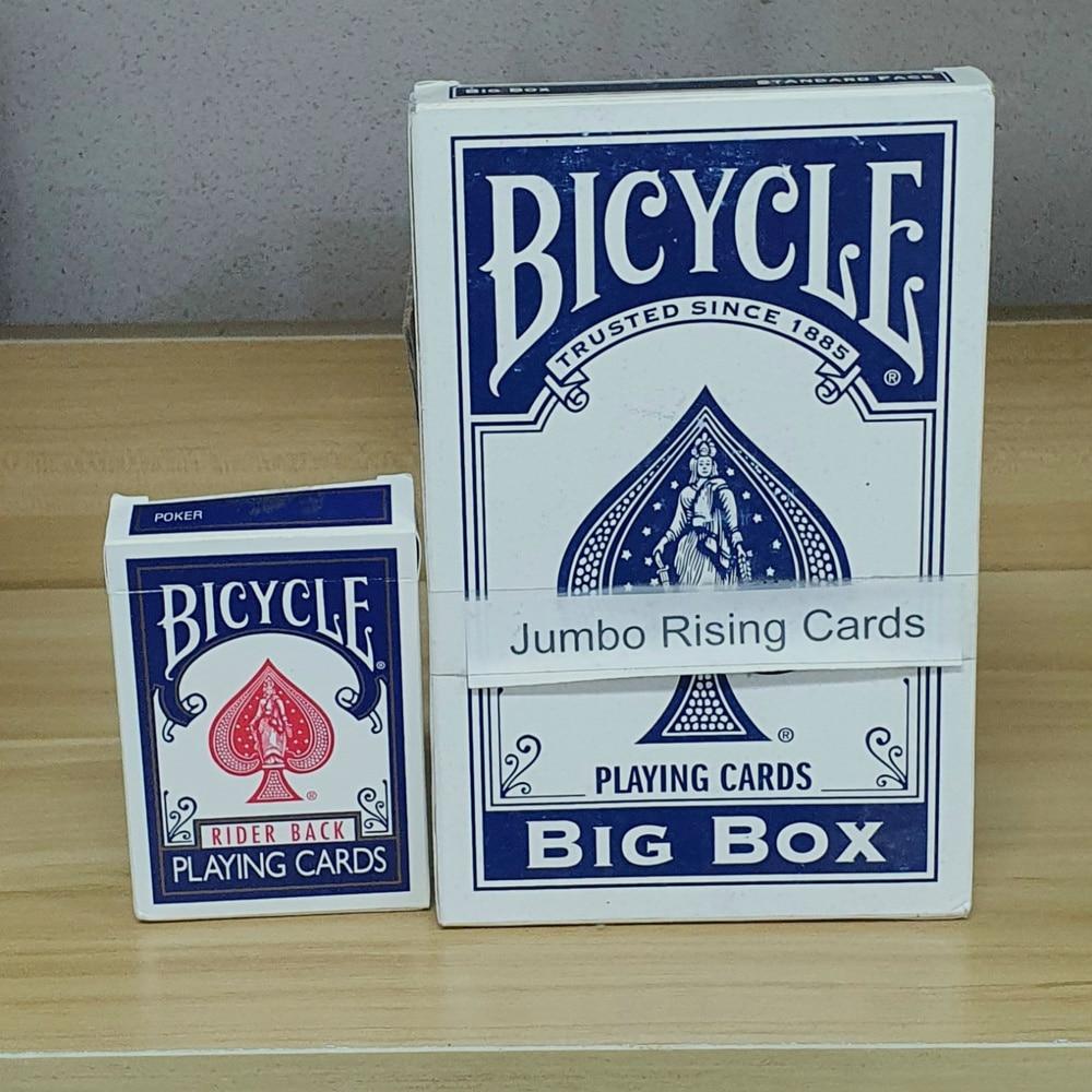 Jumbo Rising Card (BICYCLE) BIG BOXJumbo Rising Card (BICYCLE) BIG BOX