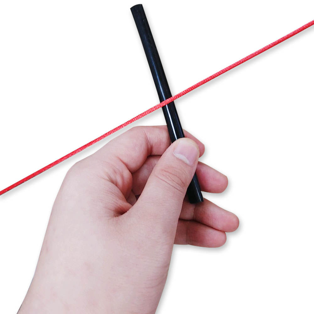 관통하는로프(Penetrating rope)관통하는로프(Penetrating rope)