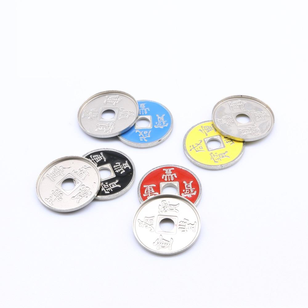 Chinese Coin Set Magic TrickChinese Coin Set Magic Trick