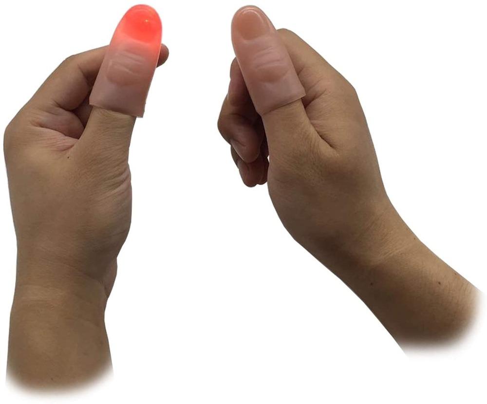 Magic Thumb Light (Red)Magic Thumb Light (Red)