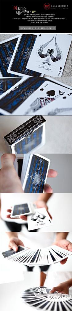 [단종 레어 제품] 아티피스덱세컨에디션-블루(Artifice Second Edition-blue)[단종 레어 제품] 아티피스덱세컨에디션-블루(Artifice Second Edition-blue)
