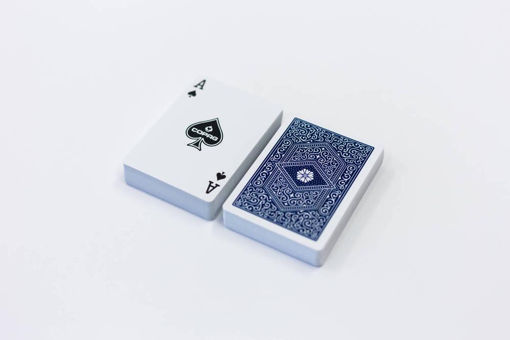 [단종 레어 제품] 코팩310-블루(COPAG 310 PLAYING CARDS - Blue)[단종 레어 제품] 코팩310-블루(COPAG 310 PLAYING CARDS - Blue)