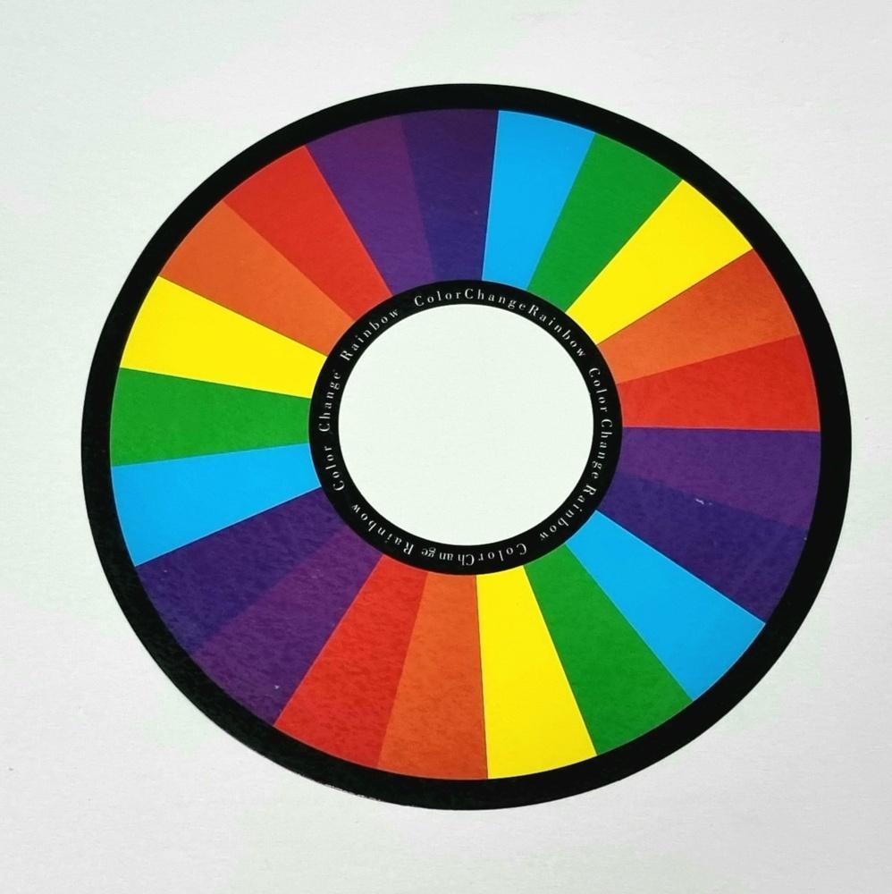 레인보우 레드 레코드(rainbow red record)-링마술레인보우 레드 레코드(rainbow red record)-링마술