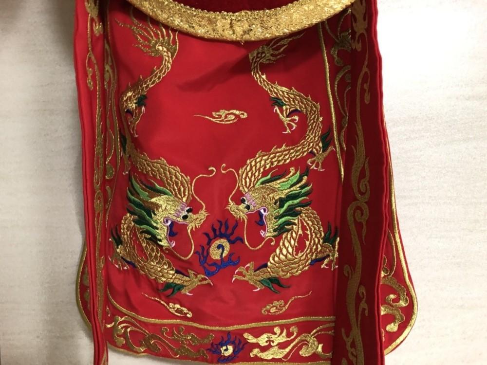 [새 상품] 중국 변검 모자 빨간색 [New Product] Chinese Bian Lian Hat Red[새 상품] 중국 변검 모자 빨간색 [New Product] Chinese Bian Lian Hat Red