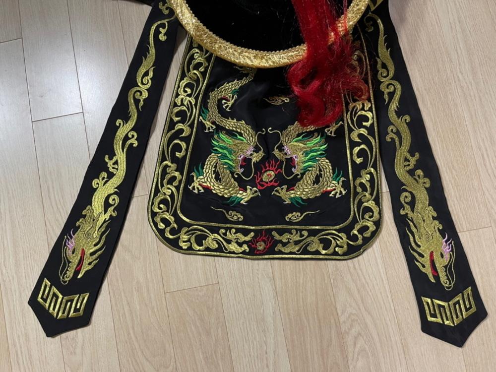 [새 상품] 중국 변검 모자 검은색 [New Product] Chinese Bian Lian Hat Black[새 상품] 중국 변검 모자 검은색 [New Product] Chinese Bian Lian Hat Black