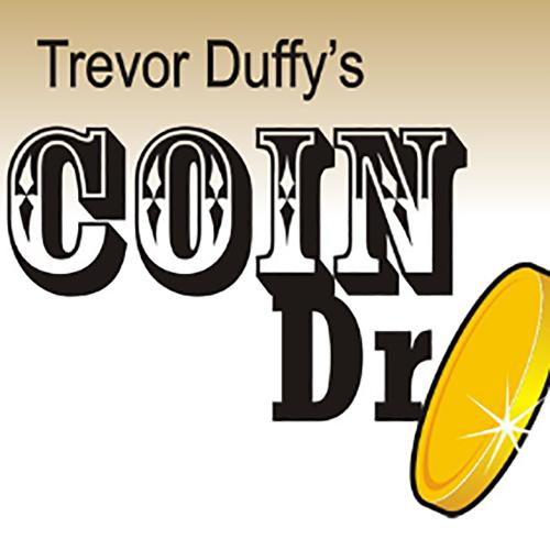 코인 드로퍼 (왼쪽 손 -홀달러)Trevor Duffy's Coin Dropper LEFT HANDED***(Whole Dollar) by Trevor Duffy코인 드로퍼 (왼쪽 손 -홀달러)Trevor Duffy's Coin Dropper LEFT HANDED***(Whole Dollar) by Trevor Duffy