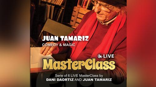 Juan Tamariz MASTER CLASS Vol. 6