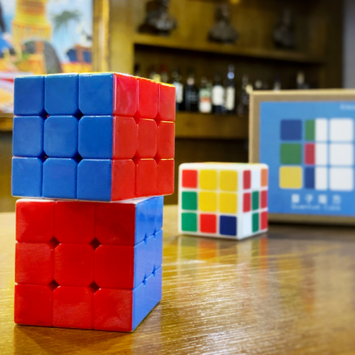 퀀텀큐브(Quantum Cube )퀀텀큐브(Quantum Cube )