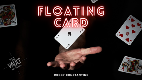 The Vault - Floating Card by Robby Constantine video DOWNLOAD