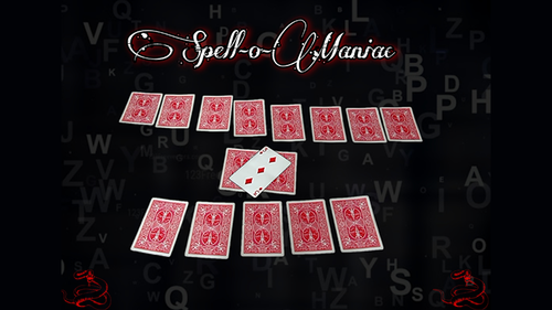 Spell-o-Maniac by Viper Magic video DOWNLOAD