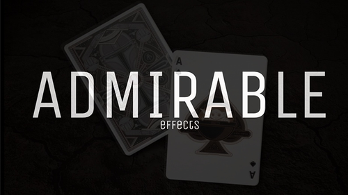 ADMIRABLE effects by Aleksandar video DOWNLOAD