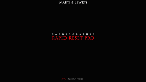 CARDIOGRAPHIC RRP by Martin Lewis - Trick