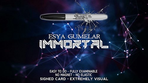 IMMORTAL by Esya G video DOWNLOAD