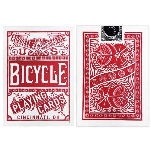 JLCC 바이시클체인리스레드(Bicycle Chainless Red)