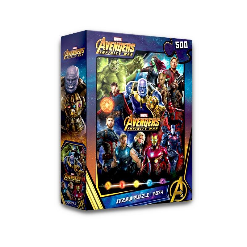 JLCC [500pcs퍼즐]마블인피니티워V2[MARVEL Infinity War V2 Puzzle -500pcs