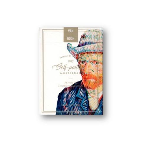 반고흐 자화상 덱 (Van Gogh Self-portrait Deck)