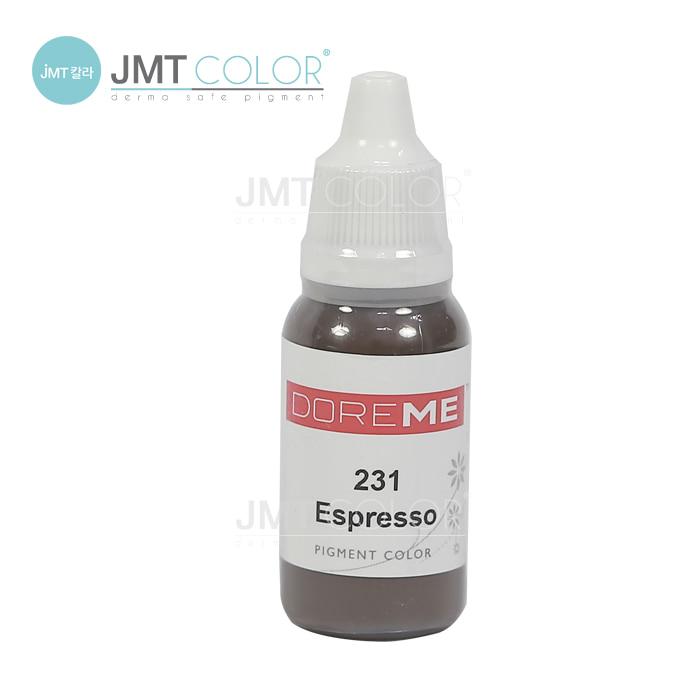 231 Espresso doreme pigment