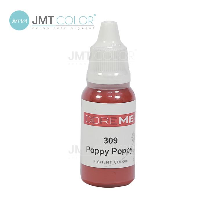 309 Poppy Poppy doreme pigment