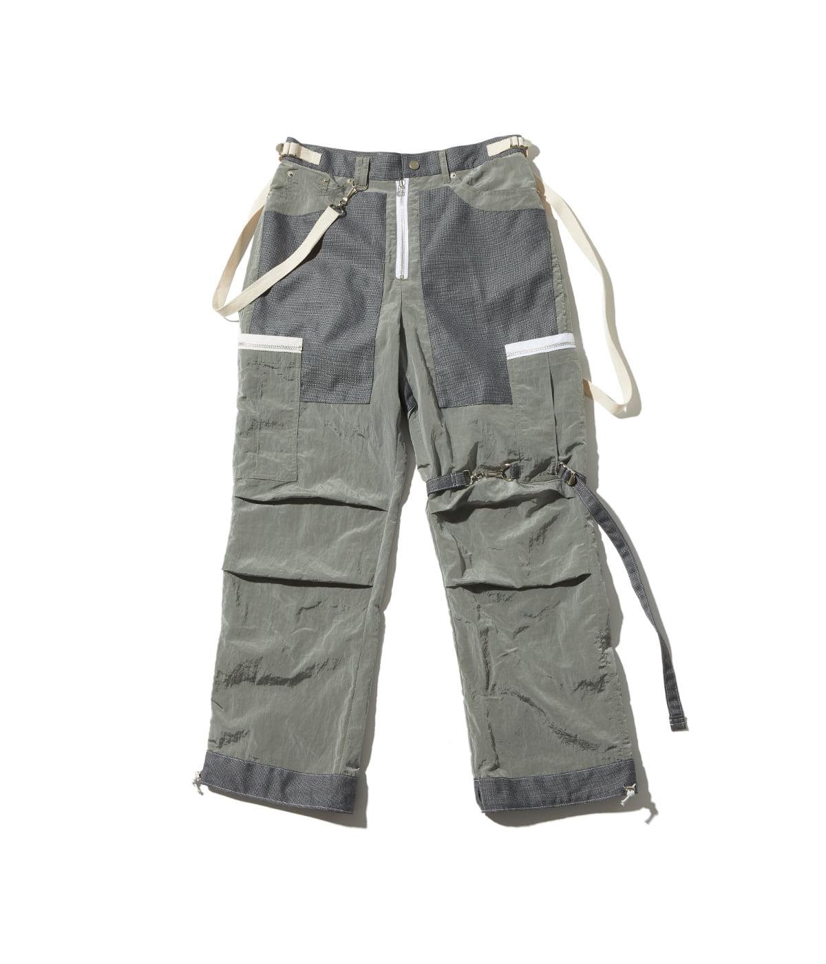 Tactical cargo pants (Grey)