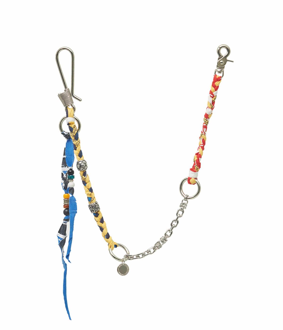 Double Fabric Key-chain (Multi)