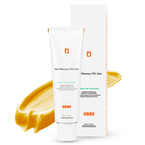 TOSOWOONG Spot Whitening VITA Clinic Vitamin Tree Fruits Extract 50g