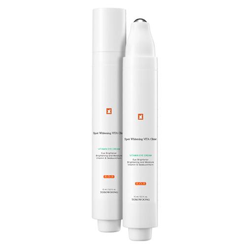 TOSOWOONG Spot Whitening VITA Clinic Vitamin Eye Cream 15ml