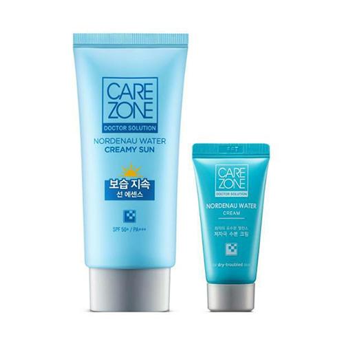 CAREZONE Nordenau Water Creamy Sen Set