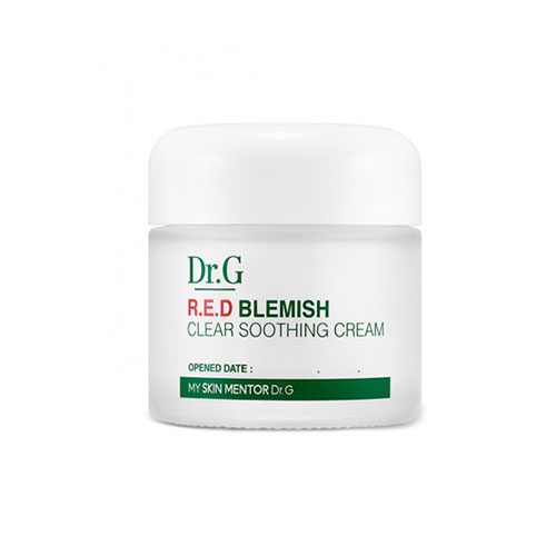 Dr.G Red Blemish Clear Soothing Cream 70ml